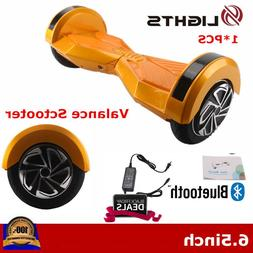 """6.5""""in Hoverboard Intelligent Outdoor Self-balancing Electri"""