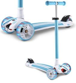 Hikole Scooter for Kids, Kick Scooter for Toddlers