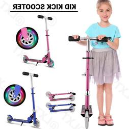 Kid Scooter Deluxe for Adjustable Kick Scooters Girls Boys 2