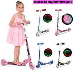 kid scooter deluxe for adjustable kick scooters