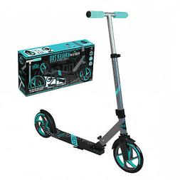 Kids / Adult Glide Kick Scooter Smooth Rolling Wheel Folding