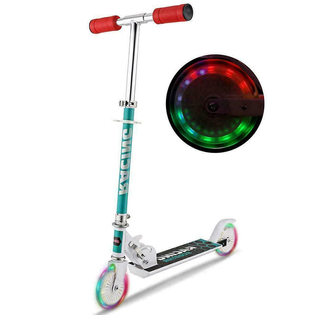 Kid Scooter Deluxe for Adjustable Kick Scooters Boys 2 Gift