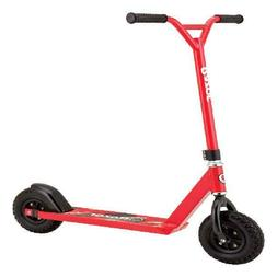 Razor RDS All Terrain Dirt Scooter with Rugged 60 Psi Tires,