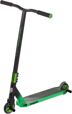 Rise Youth and  Freestyle Kick Scooter, High Impact 110mm Wh