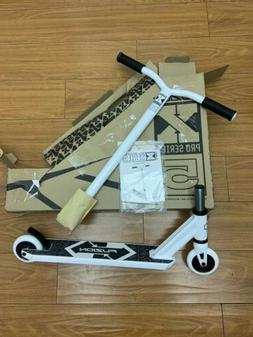 x 3 pro 2018 scooter white new