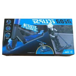 Yvolution Neon Eclipse Stunt Scooter 101215 Blue 360 degree